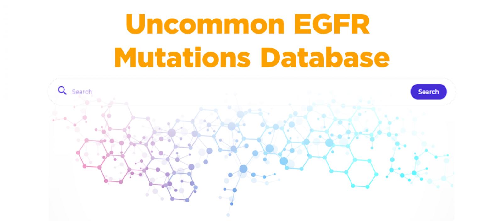 Uncommon EGFR mutations