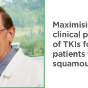 EGFR TKIs for patients with squamous NSCLC