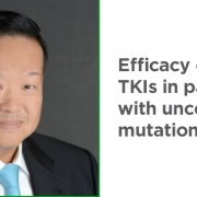 EGFR TKIs in patients with uncommon EGFR mutations