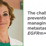 EGFR TKIs and brain metastases in EGFR-mutated NSCLC