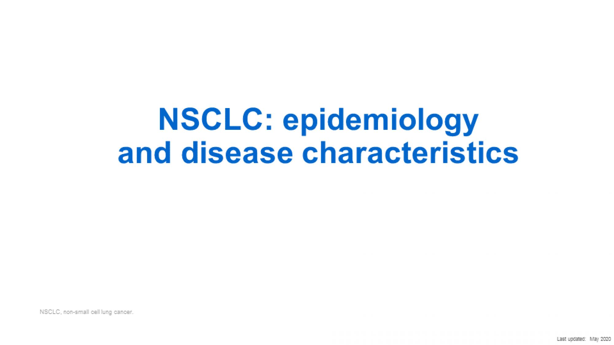 NSCLC ch1 slide 1